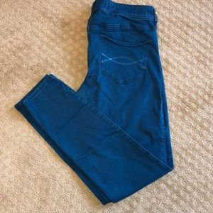 Abercrombie and Fitch stretchy denim